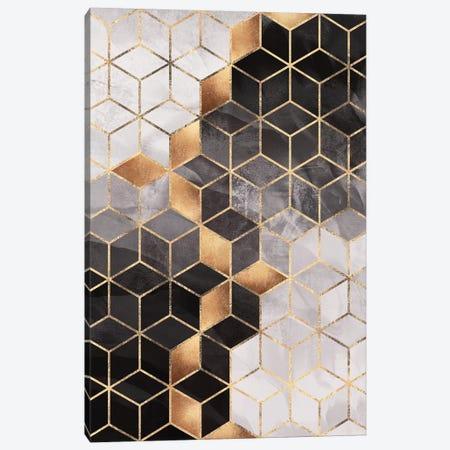 Smoky Cubes I Canvas Print #ELF313} by Elisabeth Fredriksson Canvas Art Print