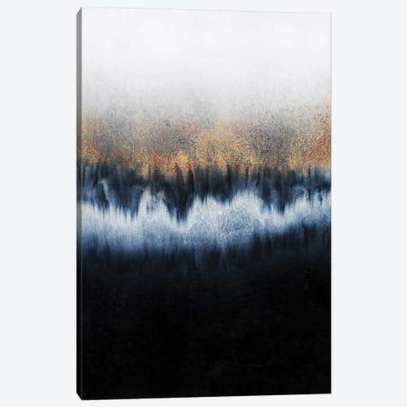 Golden Horizon - Portrait Canvas Print #ELF319} by Elisabeth Fredriksson Art Print