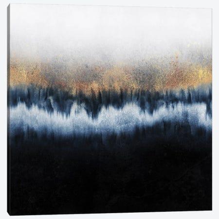 Golden Horizon - Square Canvas Print #ELF320} by Elisabeth Fredriksson Canvas Artwork