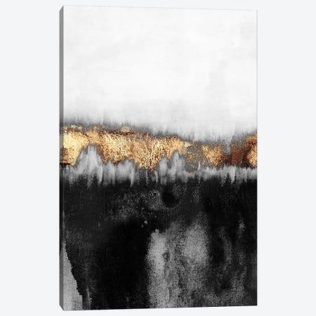 Gloomy Canvas Print #ELF323} by Elisabeth Fredriksson Canvas Art
