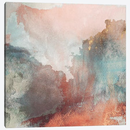 Paper Clouds Canvas Print #ELF328} by Elisabeth Fredriksson Canvas Wall Art