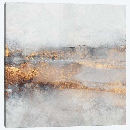 Fog - Square Canvas Print #ELF329} by Elisabeth Fredriksson Canvas Art