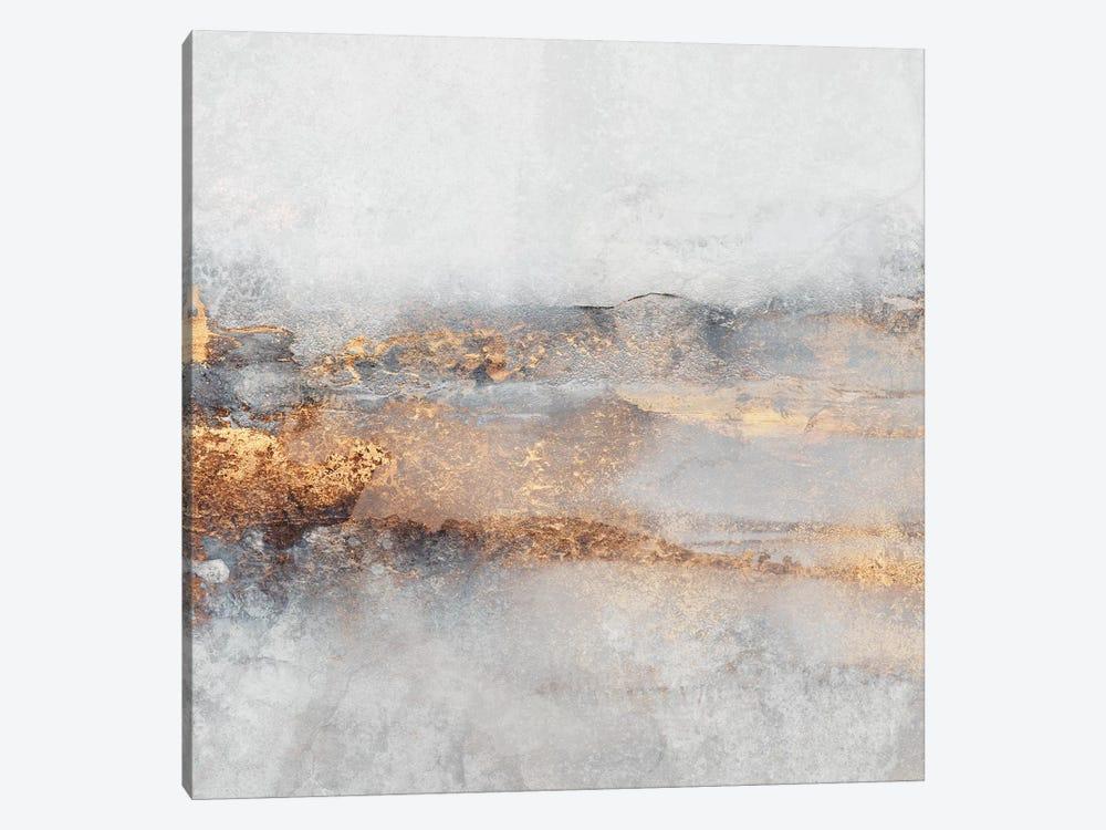 Fog - Square by Elisabeth Fredriksson 1-piece Canvas Artwork