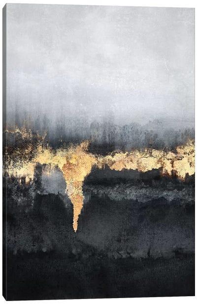 Uneasy Canvas Art Print