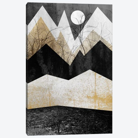 End Of Winter Canvas Print #ELF39} by Elisabeth Fredriksson Canvas Art