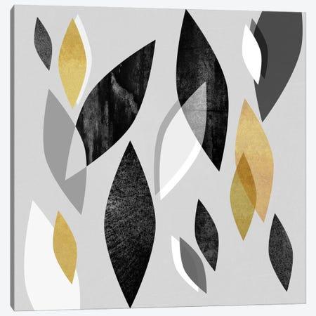 Falling Leaves Canvas Print #ELF41} by Elisabeth Fredriksson Art Print