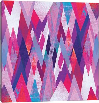 Geo Abstract Canvas Art Print