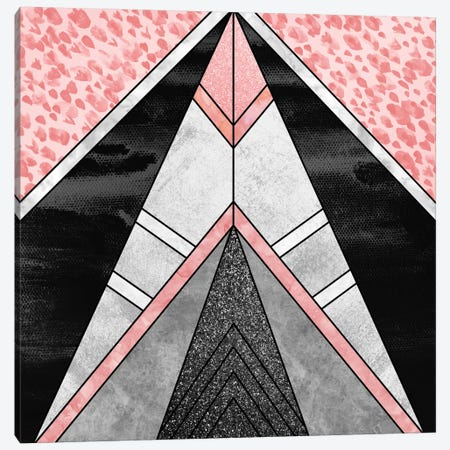 Geo II Canvas Print #ELF49} by Elisabeth Fredriksson Canvas Art Print