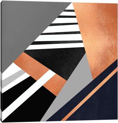 Geometric Combination II Canvas Print #ELF50