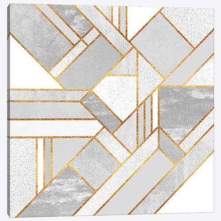 Gold City Canvas Print #ELF53} by Elisabeth Fredriksson Canvas Wall Art
