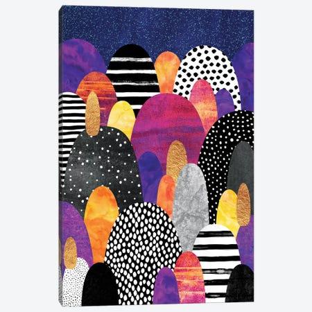 Goodnight Canvas Print #ELF56} by Elisabeth Fredriksson Canvas Print
