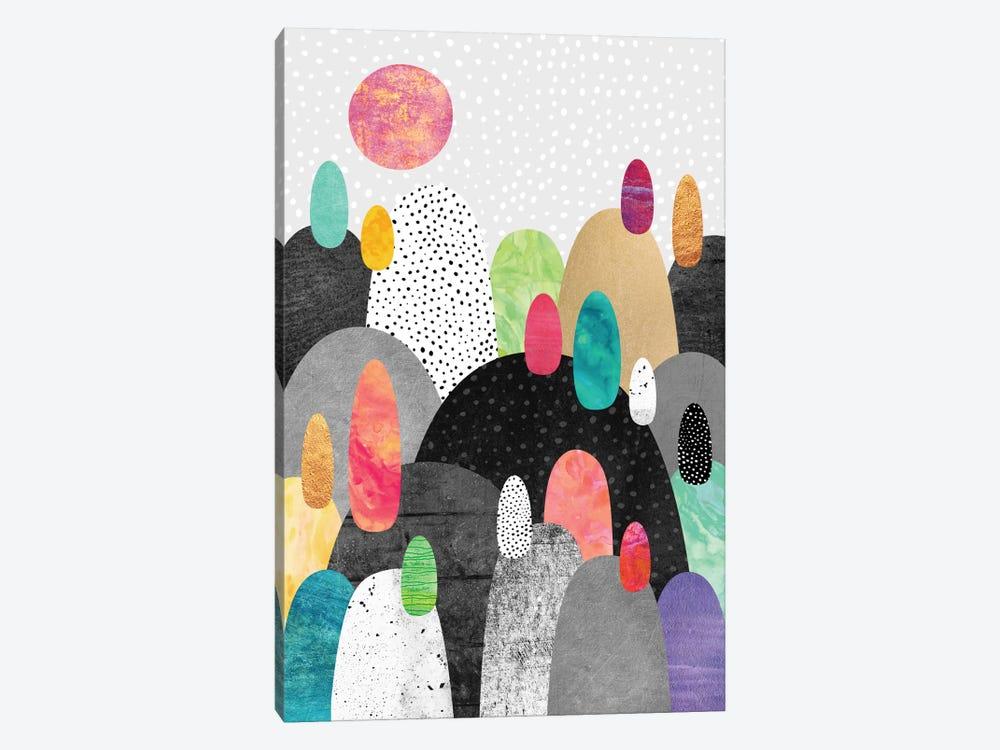 Little Land Of Pebbles by Elisabeth Fredriksson 1-piece Art Print