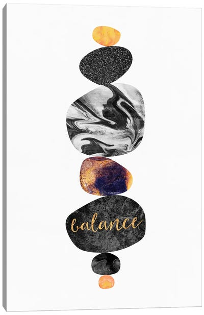 Balance I Canvas Art Print