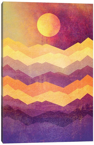 Magic Hour Canvas Art Print