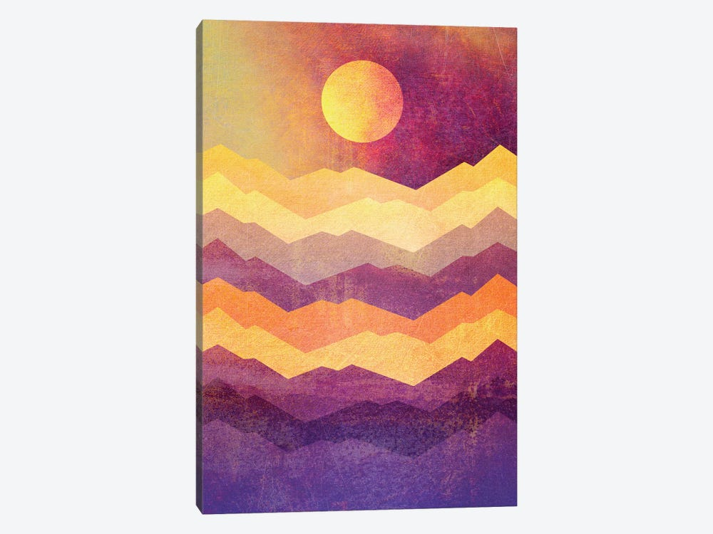 Magic Hour by Elisabeth Fredriksson 1-piece Canvas Print