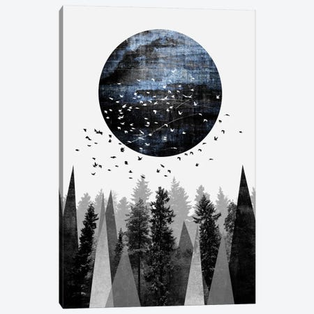 Nature Canvas Print #ELF76} by Elisabeth Fredriksson Canvas Print