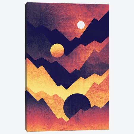 Nightfall Canvas Print #ELF77} by Elisabeth Fredriksson Canvas Art Print