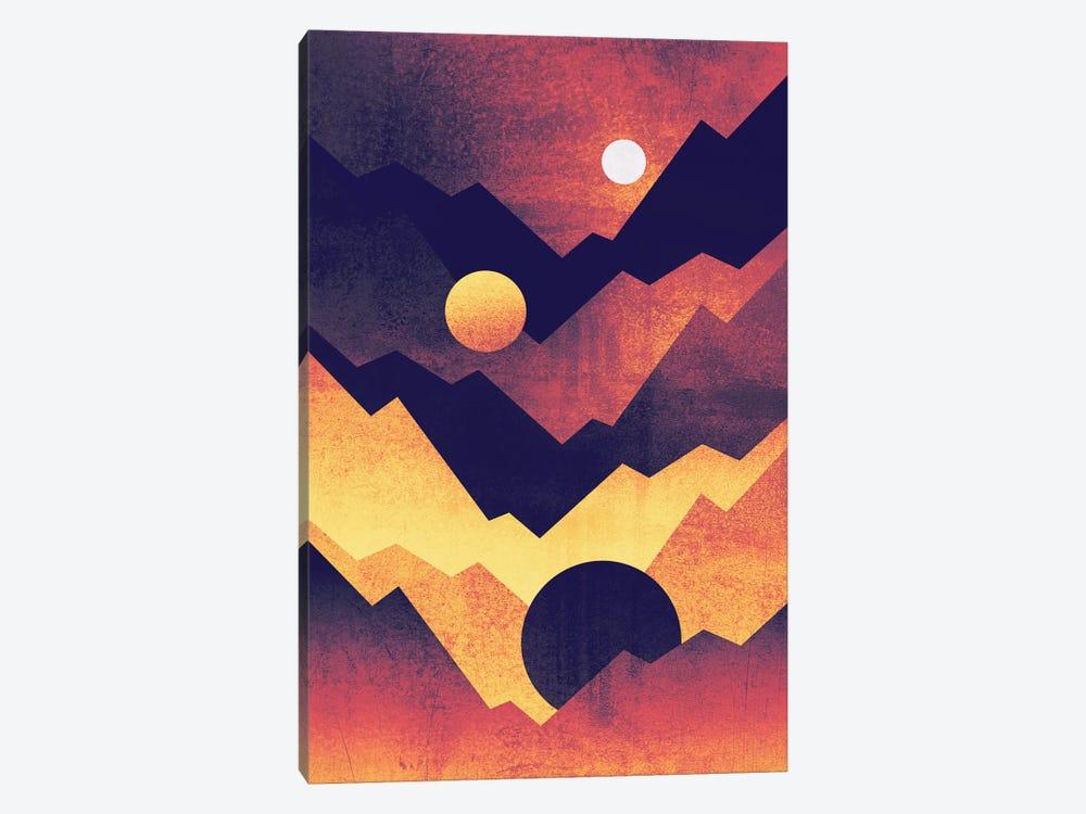 Nightfall by Elisabeth Fredriksson 1-piece Canvas Print