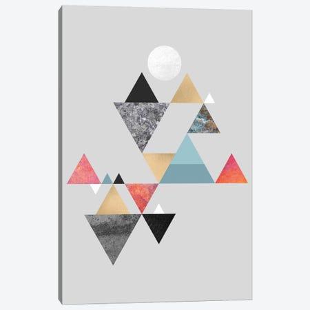 Berg I Canvas Print #ELF7} by Elisabeth Fredriksson Canvas Art
