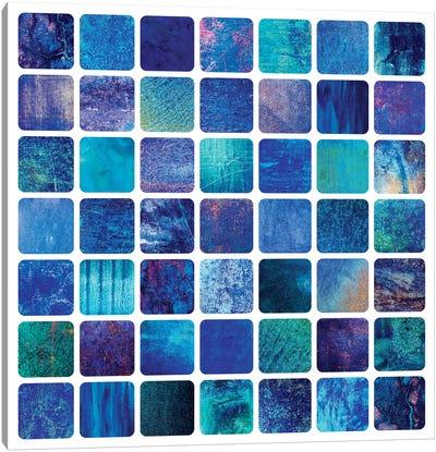 Ocean Dreams Canvas Print #ELF81