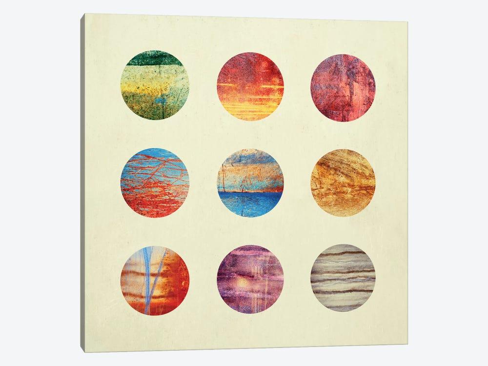 Planets by Elisabeth Fredriksson 1-piece Art Print