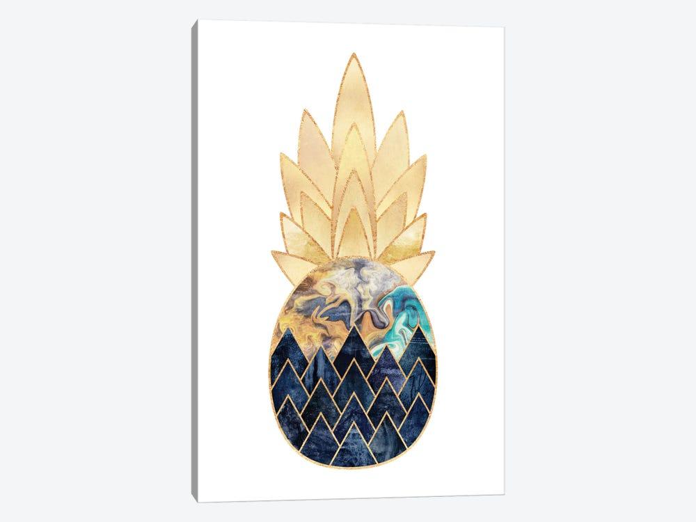 Precious Pineapple I by Elisabeth Fredriksson 1-piece Canvas Art