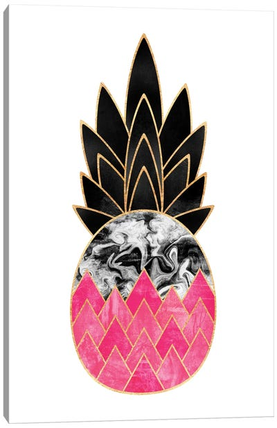 Precious Pineapple II Canvas Art Print