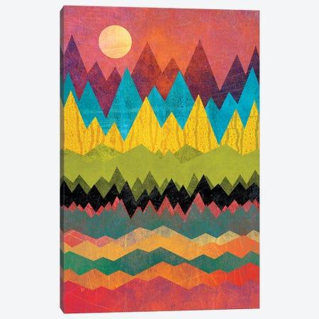 Rusty Planet Canvas Print #ELF97} by Elisabeth Fredriksson Canvas Art Print