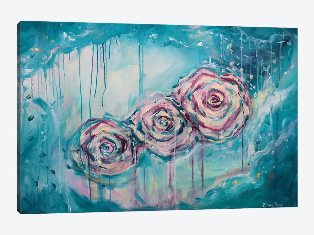Dreamscape by Emily Louise Heard 1-piece Canvas Print