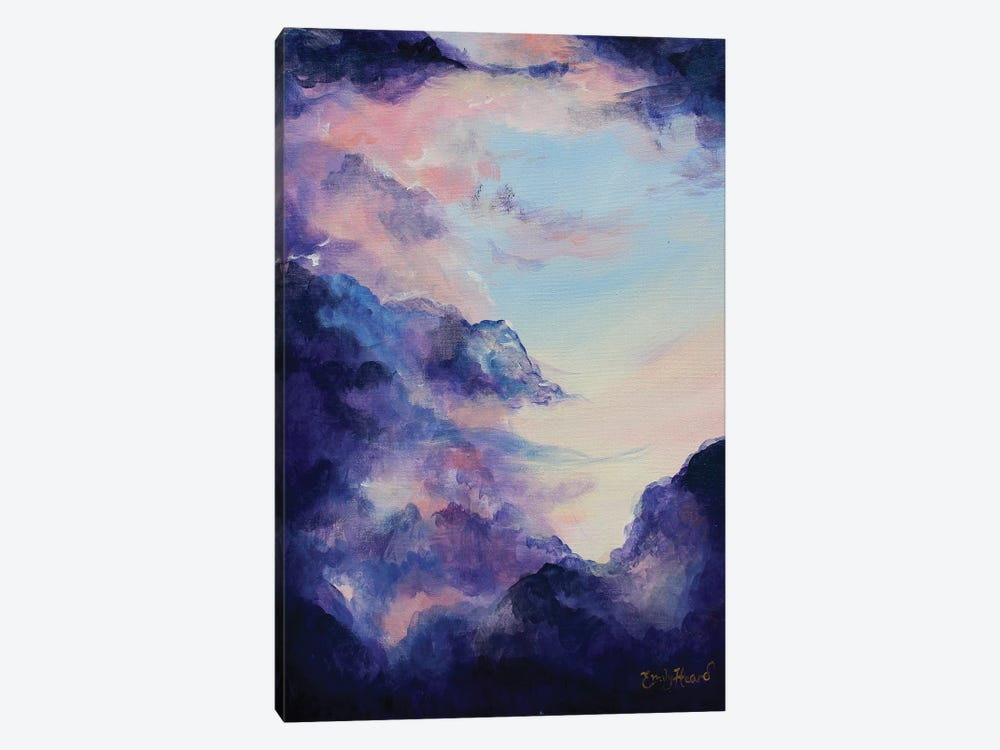 Drift  by Emily Louise Heard 1-piece Canvas Art