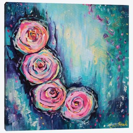 Nebula  Canvas Print #ELH22} by Emily Louise Heard Art Print