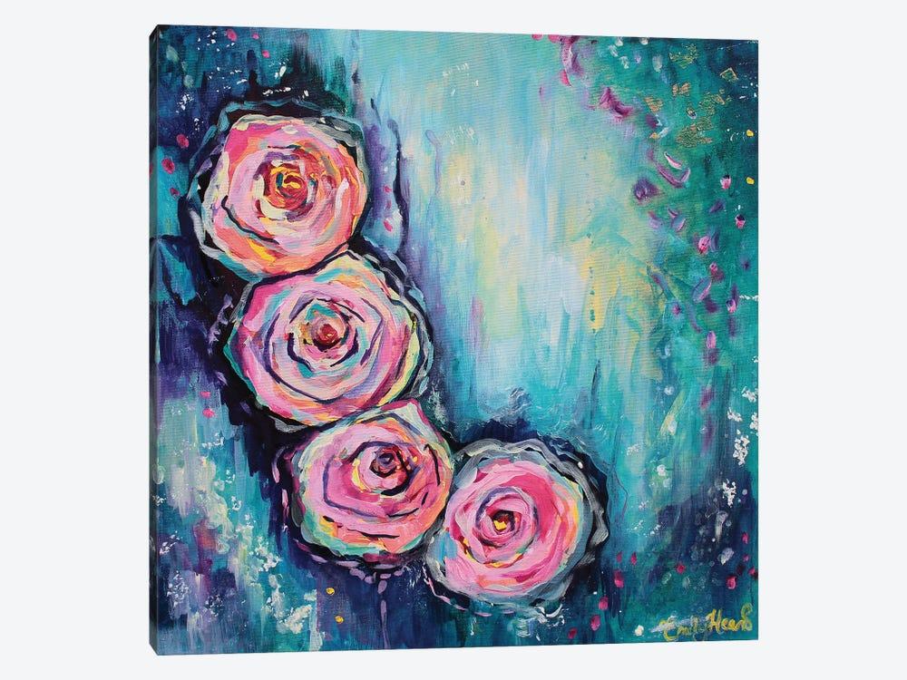 Nebula  by Emily Louise Heard 1-piece Canvas Wall Art