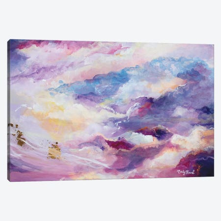 Opulent  Canvas Print #ELH24} by Emily Louise Heard Canvas Wall Art