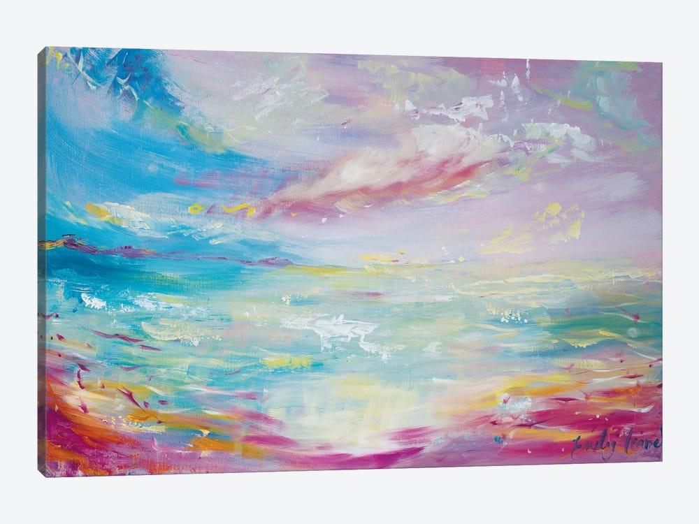 Serene by Emily Louise Heard 1-piece Canvas Print