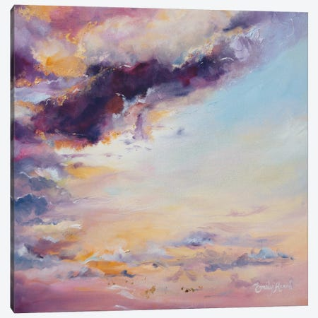 Butterscotch Canvas Print #ELH2} by Emily Louise Heard Art Print