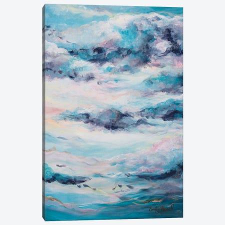 Spumoni Canvas Print #ELH30} by Emily Louise Heard Canvas Wall Art