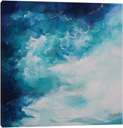 Submerge Canvas Art Print