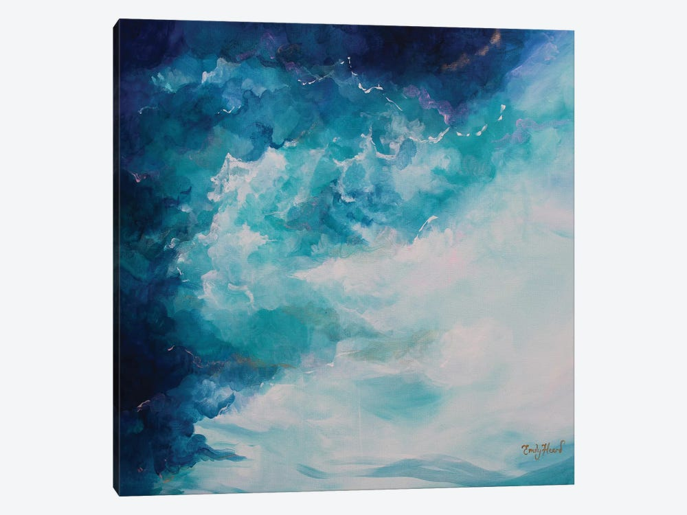 Submerge by Emily Louise Heard 1-piece Canvas Wall Art