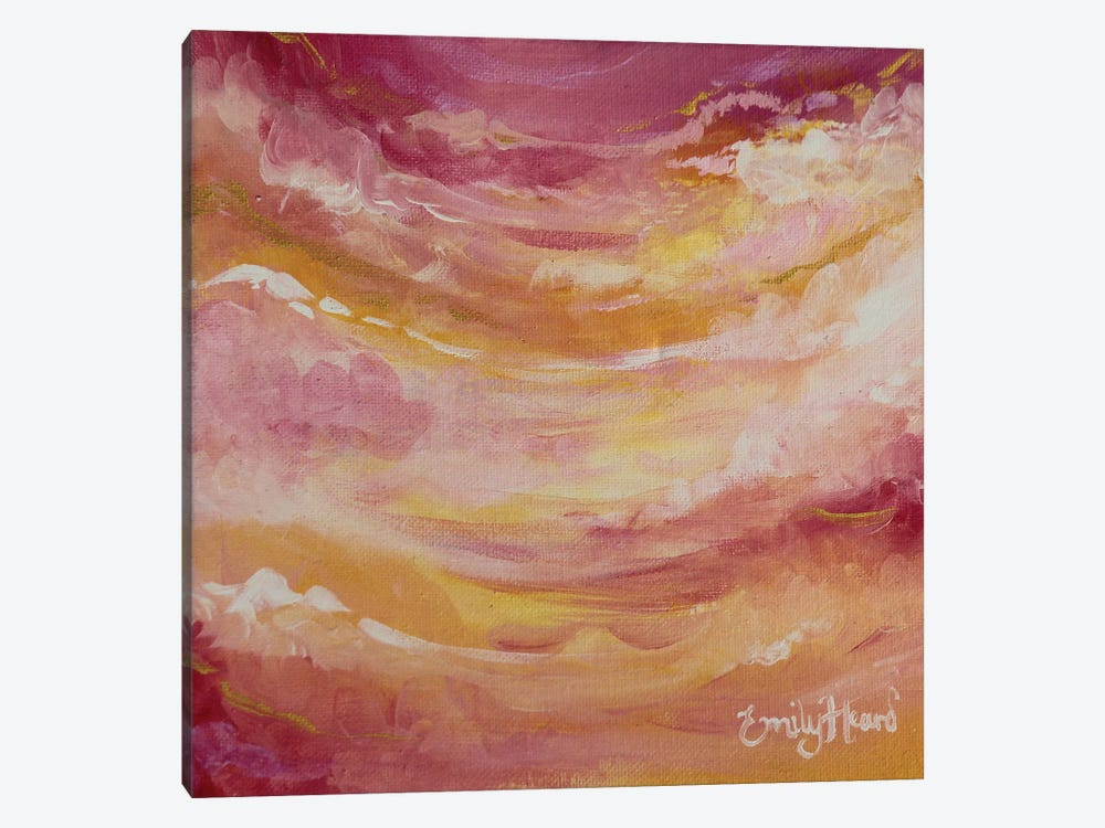 Sun Drenched by Emily Louise Heard 1-piece Canvas Print