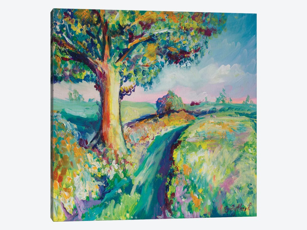 Tranquil Tree I by Emily Louise Heard 1-piece Canvas Art