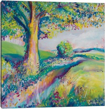 Tranquil Tree II Canvas Art Print