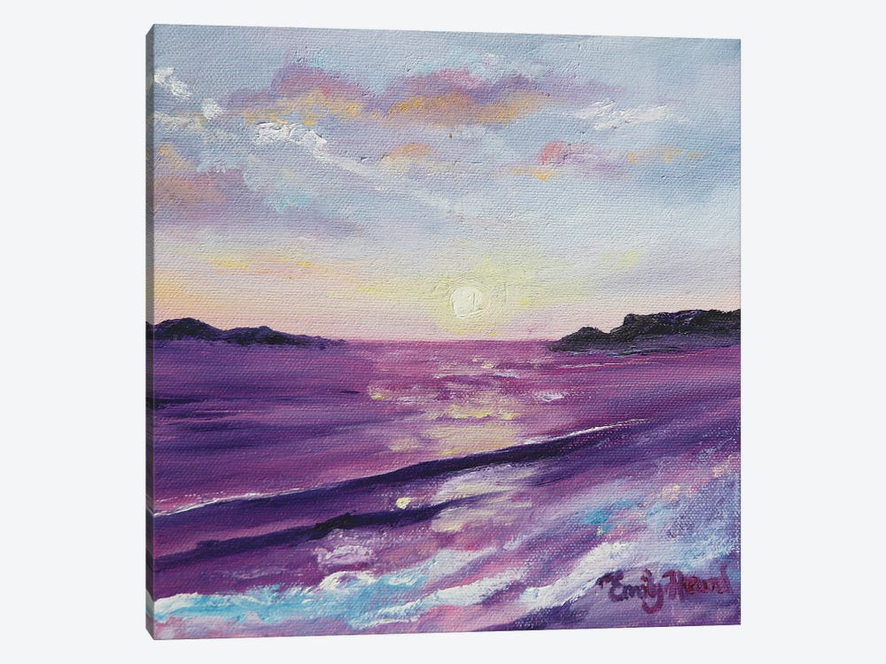 Twilight by Emily Louise Heard 1-piece Canvas Wall Art