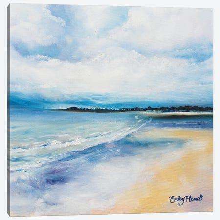 Home Canvas Print #ELH39} by Emily Louise Heard Canvas Wall Art