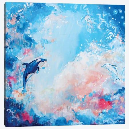Awakening Canvas Print #ELH41} by Emily Louise Heard Canvas Art Print