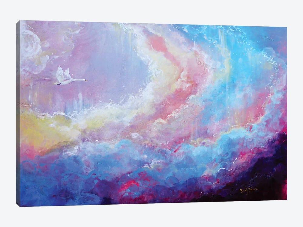 Enfys by Emily Louise Heard 1-piece Canvas Art Print