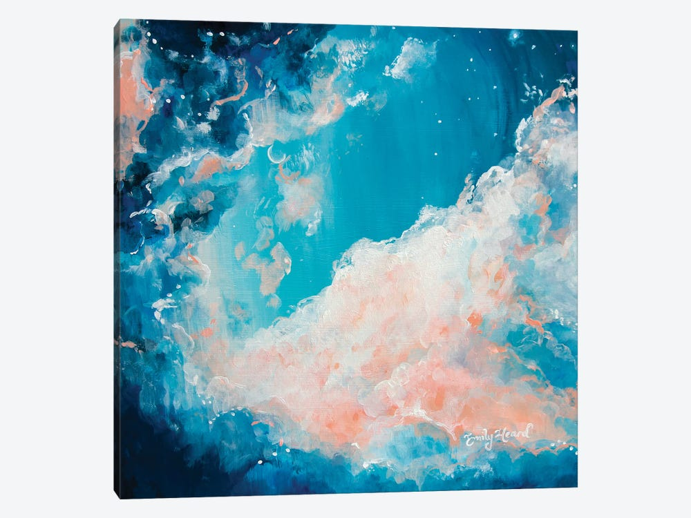 Interstella by Emily Louise Heard 1-piece Canvas Print