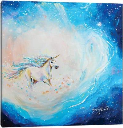 Spirited Canvas Art Print