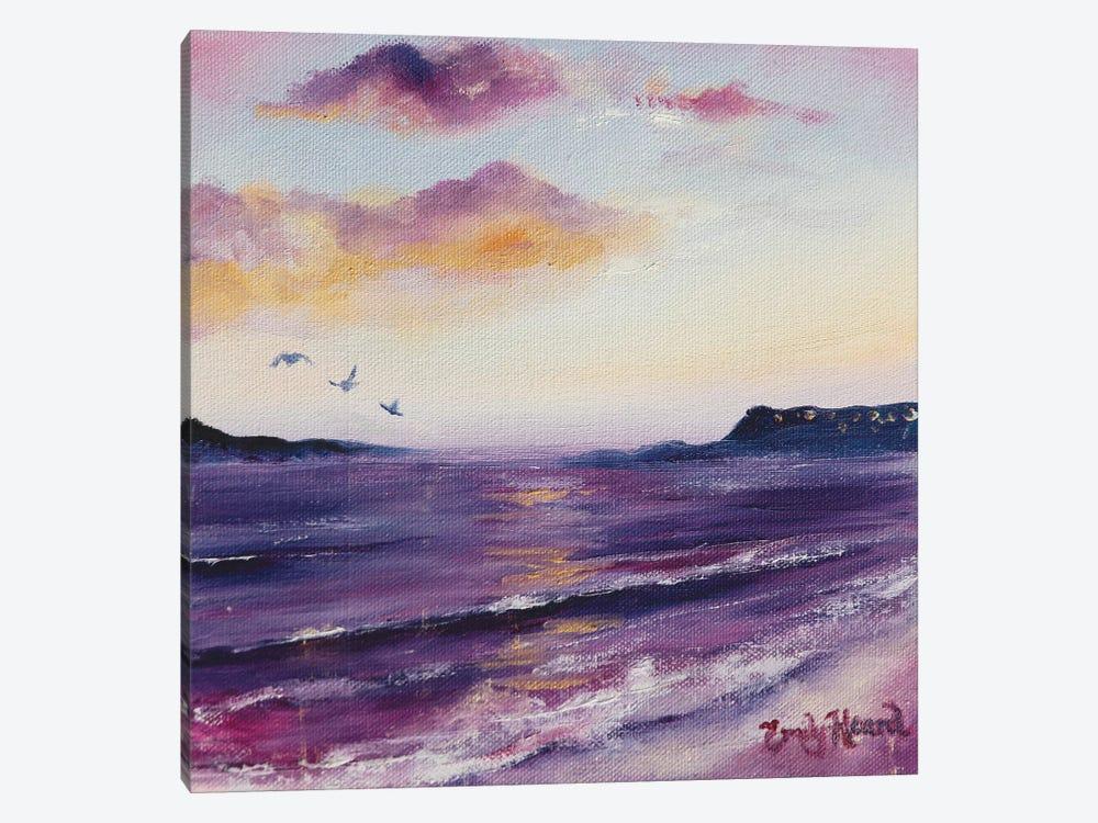 Celeste  by Emily Louise Heard 1-piece Canvas Art Print