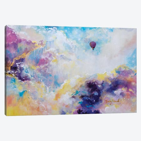Trance Canvas Print #ELH50} by Emily Louise Heard Canvas Wall Art