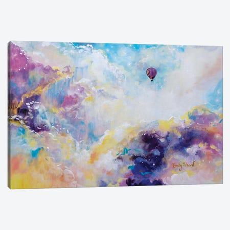Trance Canvas Print #ELH50} by Emily Louise Heard Canvas Wall Art